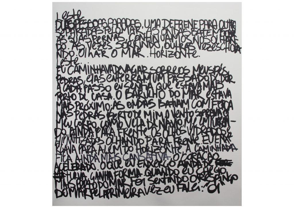 Vol. I: Desenho remix, pinturas samples e palavras overdrives